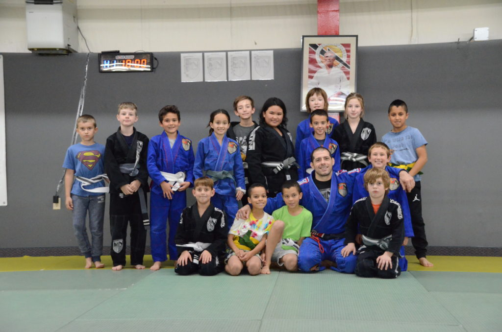 Kids BJJ and Anti-Bully Program (Ages 9-11) | Marcio Nunes